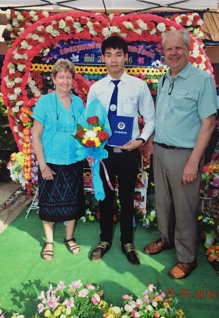 Soulin's Graduation