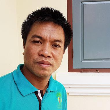 Mr Thong at LEOT School